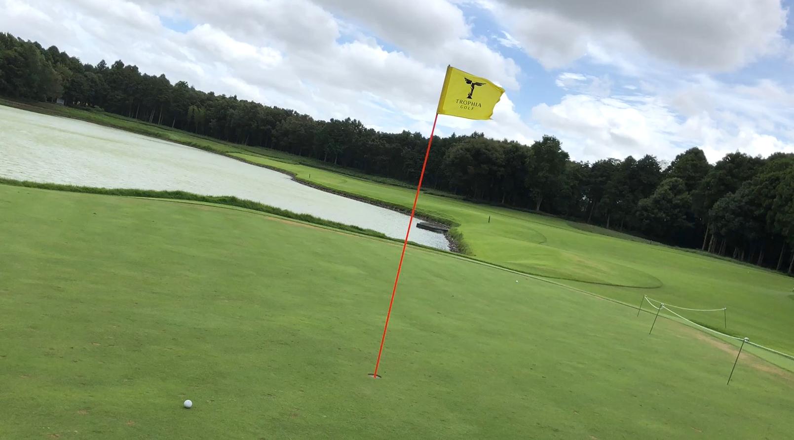 石岡ゴルフクラブ 5本セッティング