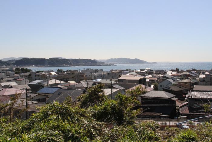 20180928長谷寺からの海