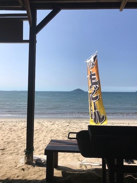 深江海水浴場2