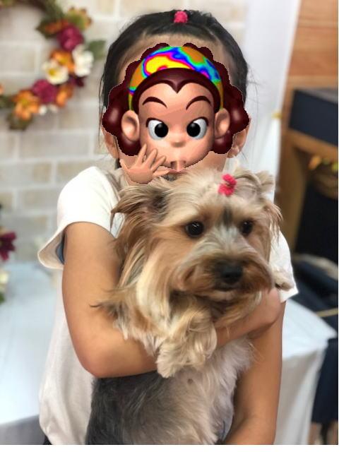 ランちゃんとお姉ちゃん1