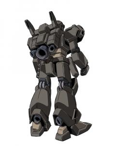 ジェガンD型 護衛隊仕様 (1)
