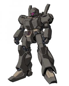 ジェガンD型 護衛隊仕様 (2)