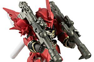 FW GUNDAM CONVERGE EX23 シナンジュ FULL WEAPON SETrt