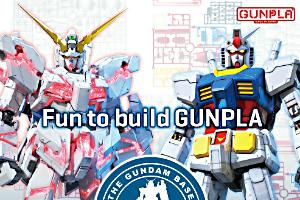 THE GUNDAM BASE TOKYO POP-UP in FUKUOKAt