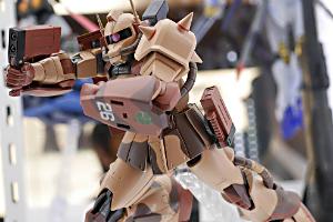 ROBOT魂 MS-06D ザク・デザートタイプ カラカル隊所属機 ver. A.N.I.M.E.t (3)