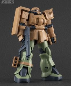 MG MS-06F-2 ザクII F2型(キンバライト基地仕様) (1)