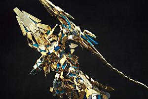 HGUC ユニコーンガンダム3号機 フェネクス(デストロイモード)(ナラティブVer.)[ゴールドコーティング]rt (2)