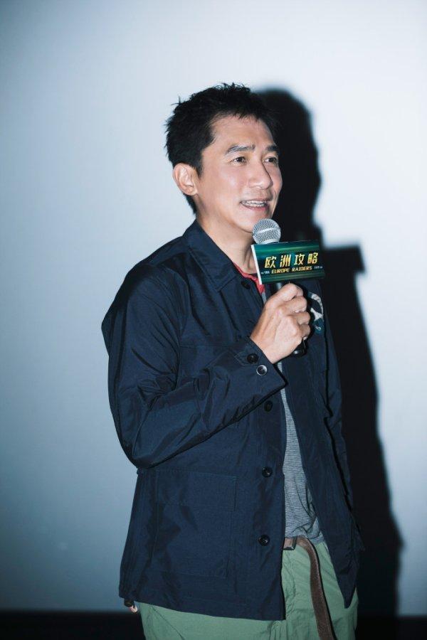トニーさん@上海プロモ1