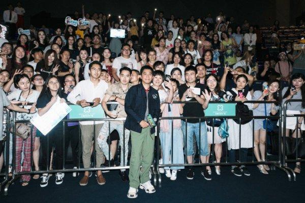 トニーさん@上海プロモ3
