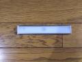 LEDセンサーライト各種導入(クローゼット2)