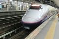 福島旅行(新幹線)