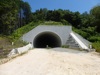 朝倉トンネル03