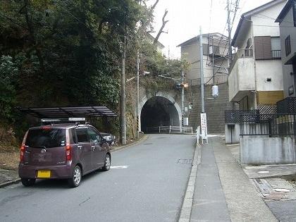 岩瀬隧道01