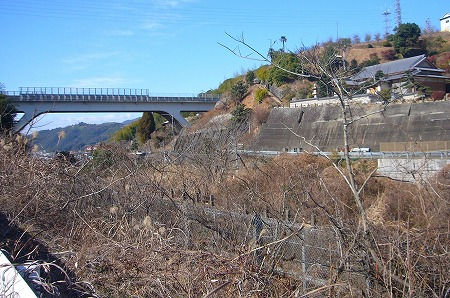 咥内坂トンネル13