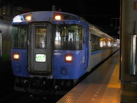 北海道をめぐる6日間 3日目 夏の小樽へ鉄三昧