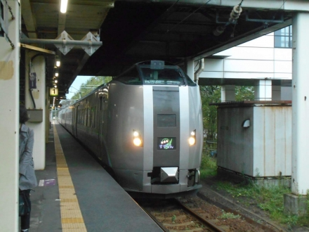 北海道をめぐる6日間 5日目 消える鉄路と忘れ物と北斗