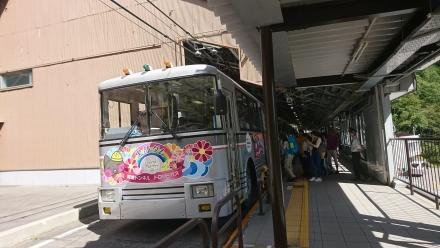 夏の関東甲信越遠征...6日目 トロリー、オー!(不可思議)