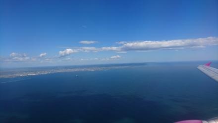 北海道をめぐる6日間 1日目 大空下を300キロ。