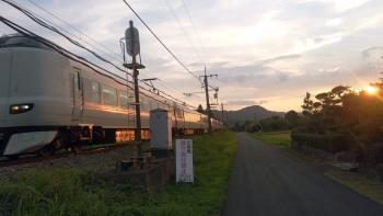 20180830夕陽