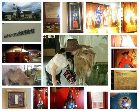 平成30年9月17日日本モンゴル博物館1