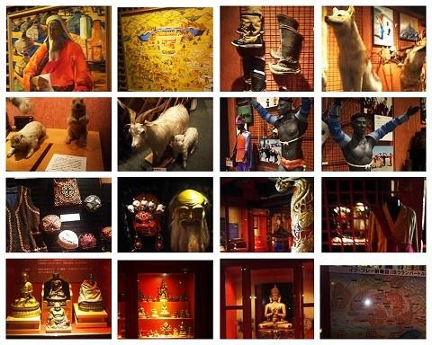 平成30年9月17日日本モンゴル博物館2