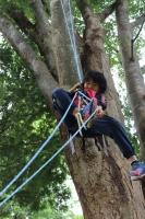 木登り遊び6