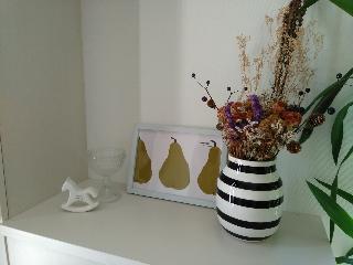 ケーラー花瓶 玄関
