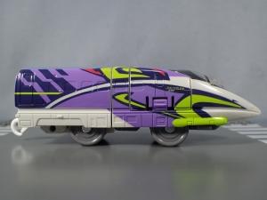 プラレール 新幹線変形ロボ シンカリオン 500 TYPE EVA (15)
