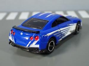 映画ドライブヘッド 機動救急警察専用車 日産 GT-R SPセット(警察ver 消防ver 救急ver) (8)