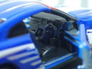 映画ドライブヘッド 機動救急警察専用車 日産 GT-R SPセット(警察ver 消防ver 救急ver) (15)