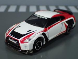 映画ドライブヘッド 機動救急警察専用車 日産 GT-R SPセット(警察ver 消防ver 救急ver) (23)