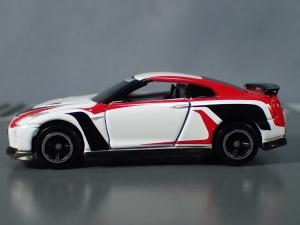 映画ドライブヘッド 機動救急警察専用車 日産 GT-R SPセット(警察ver 消防ver 救急ver) (25)