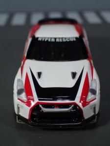 映画ドライブヘッド 機動救急警察専用車 日産 GT-R SPセット(警察ver 消防ver 救急ver) (26)