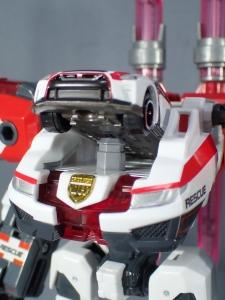 映画ドライブヘッド 機動救急警察専用車 日産 GT-R SPセット(警察ver 消防ver 救急ver) (33)