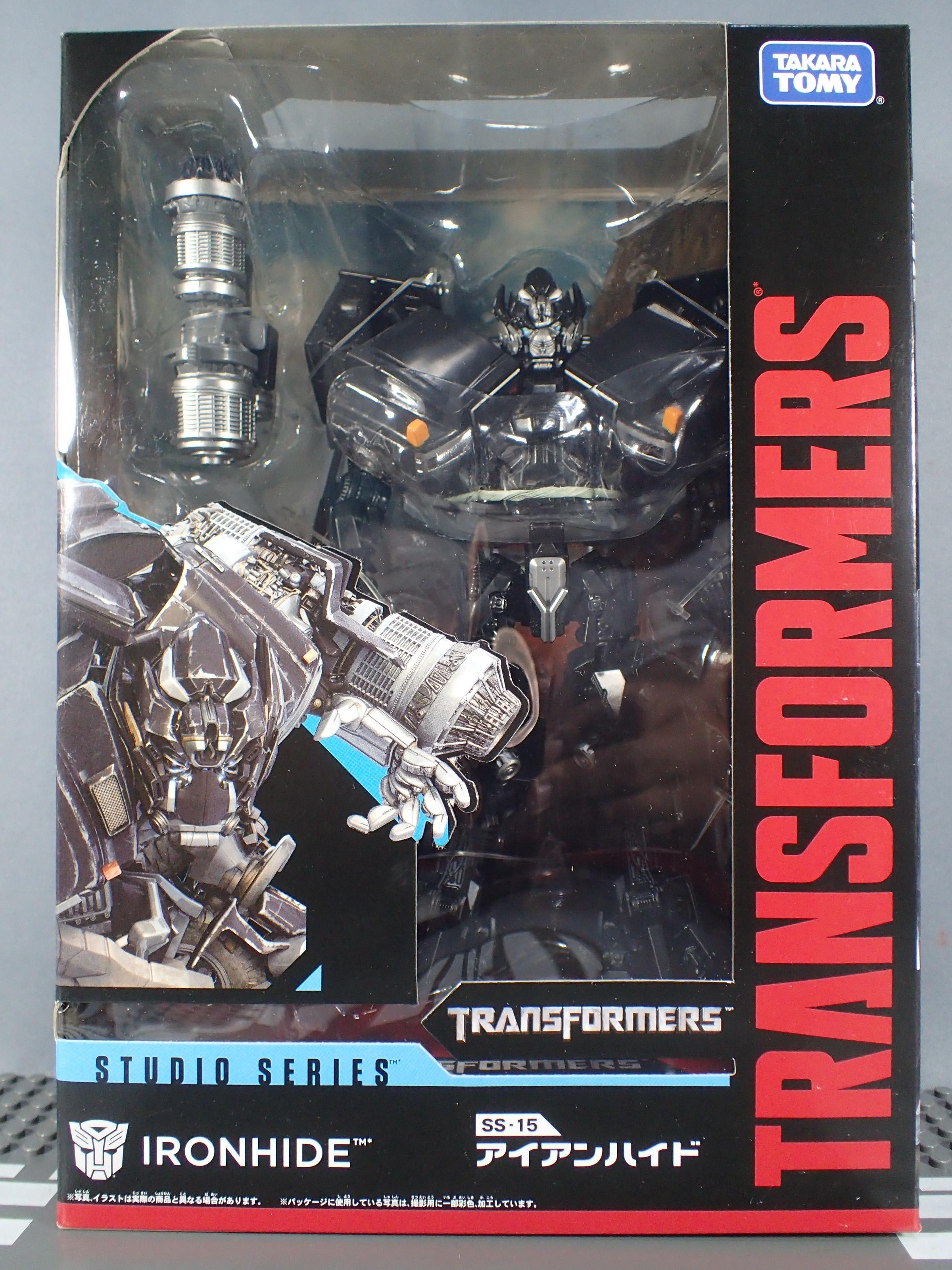 Transformers SS-15 Ironhide