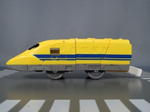 新幹線変形ロボ シンカリオン DXS11 シンカリオン ドクターイエロー (54)