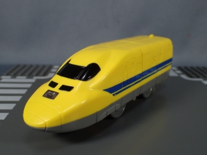 新幹線変形ロボ シンカリオン DXS11 シンカリオン ドクターイエロー (61)
