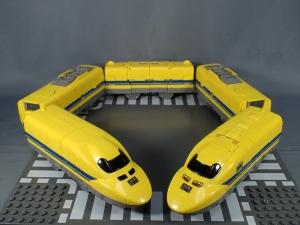 新幹線変形ロボ シンカリオン DXS11 シンカリオン ドクターイエロー (63)