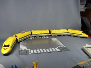 新幹線変形ロボ シンカリオン DXS11 シンカリオン ドクターイエロー (64)