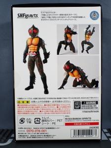 SHフィギュアーツ 仮面ライダーアマゾン (真骨彫製法) (3)