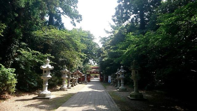 息栖神社 (2)