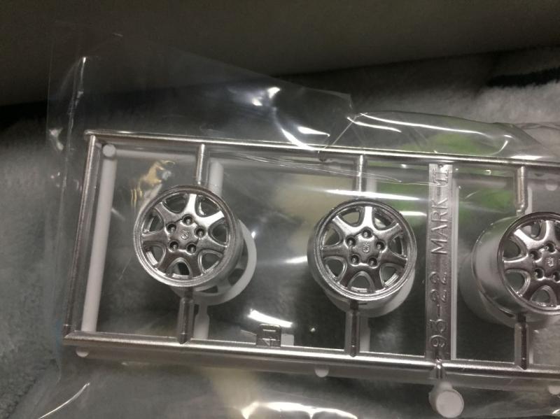 アオシマ モデルカー 90 マークⅡ