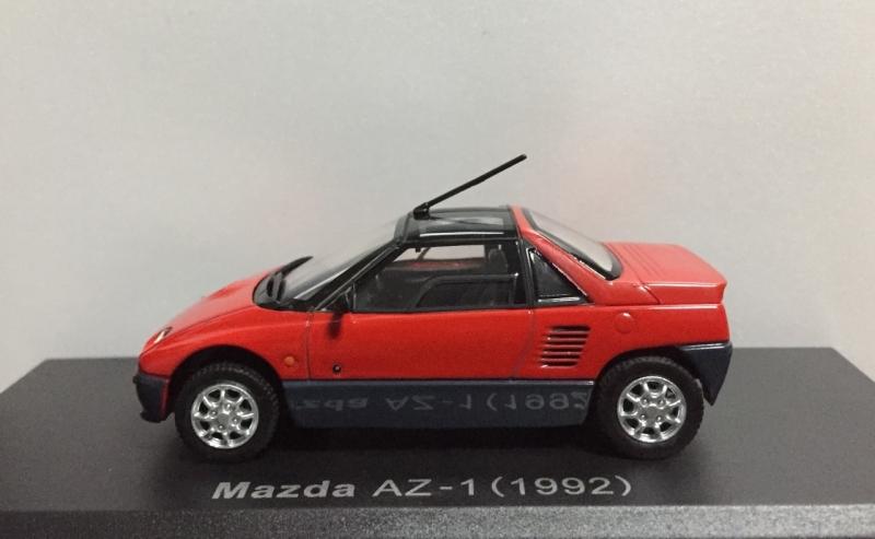 国産名車 AZ-1