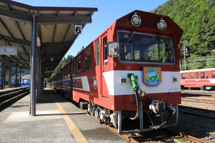 9670 大井川鉄道井川線ーSN