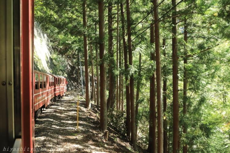 9722 大井川鉄道井川線ーSN