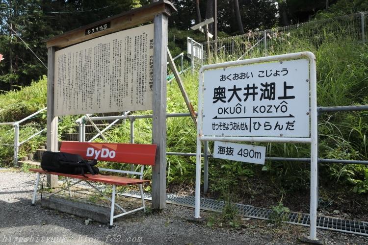 9921 奥大井湖上駅-SN