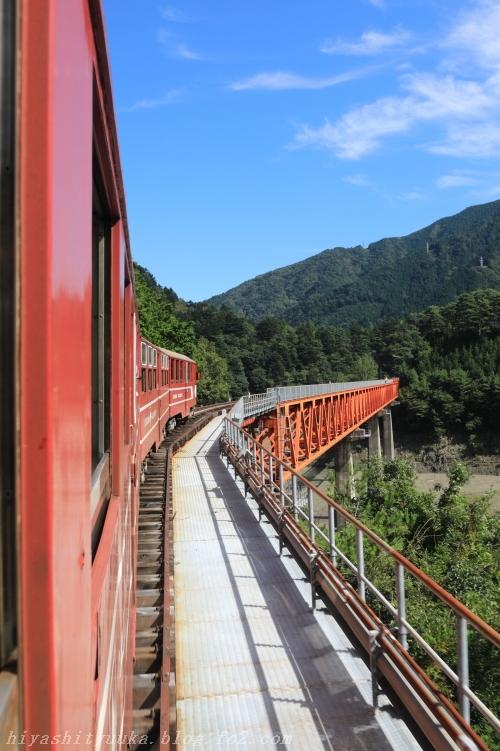 9804 奥大井湖上駅ーSN