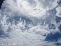 2018年夏の雲1