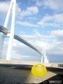 2018年夏の新港大橋3