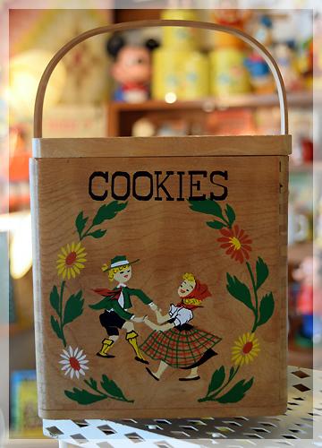 クッキーボックス